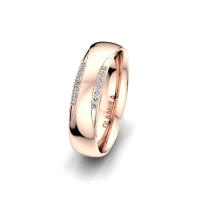 Women's Ring Exotic Harmony 5 mm
