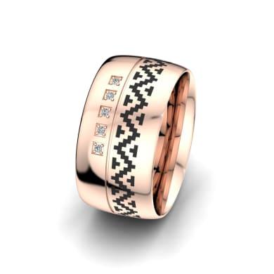 Women's Ring Magic Key 10 mm