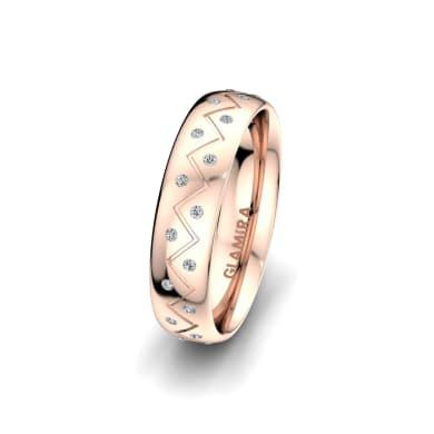 Women's Ring Unique Harmony 5 mm