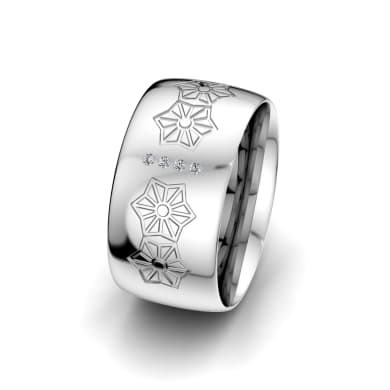 Women's Ring Magic Touch 10 mm