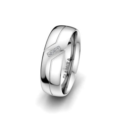 Women's Ring Magic Love 6 mm