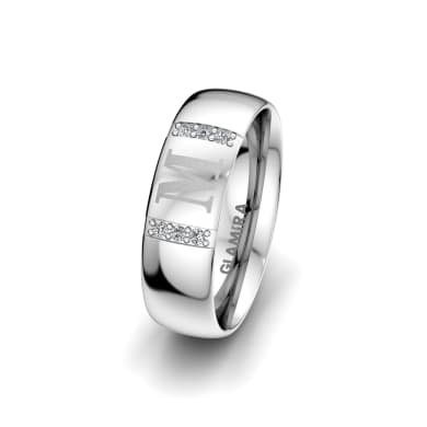 Women's Ring Essential Duty 6 mm