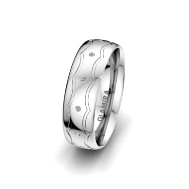 Women's Ring Magic Step 6 mm