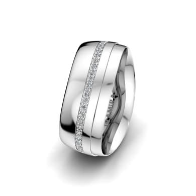 Women's Ring Magic Charm 8 mm