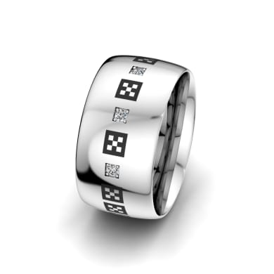 Women's Ring Pure Garden 10 mm