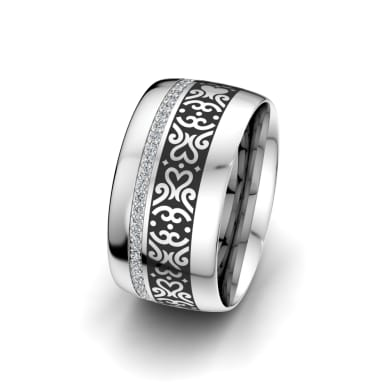 Women's Ring Essential Trust 10 mm