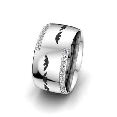 Women's Ring Essential Truth 10 mm