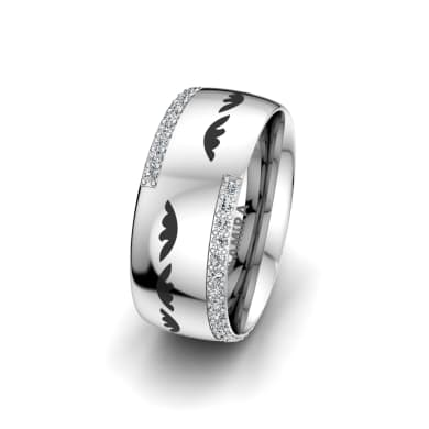 Women's Ring Essential Truth 8 mm