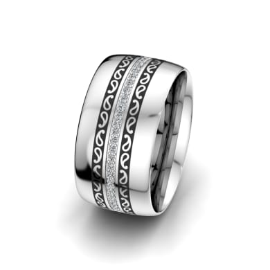 Women's Ring Essential Trend 10 mm