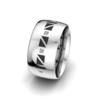 Women's Ring Essential Luck 10 mm