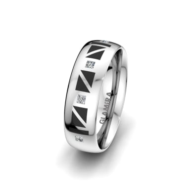 Women's Ring Essential Luck 6 mm
