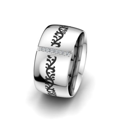 Women's Ring Essential Beauty 10 mm