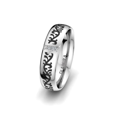 Women's Ring Essential Beauty 5 mm
