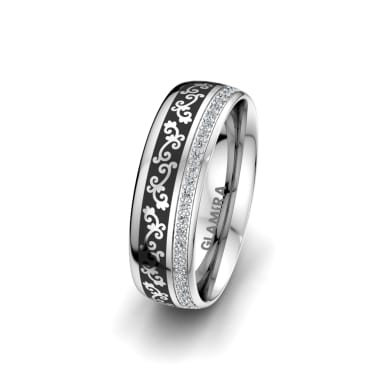 Women's Ring Essential Touch 6 mm