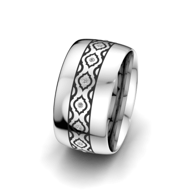 Women's Ring Essential Step 10 mm