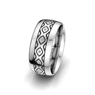 Women's Ring Essential Step 8 mm