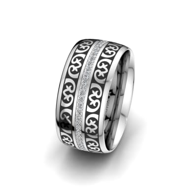 Women's Ring Gorgeous Touch 9 mm