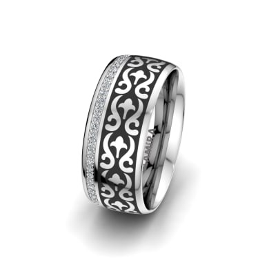 Women's Ring Essential Dream 8 mm