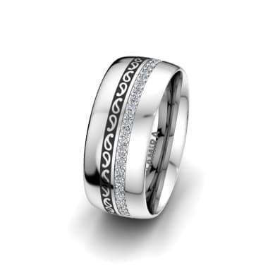Women's Ring Essential Balance 8 mm