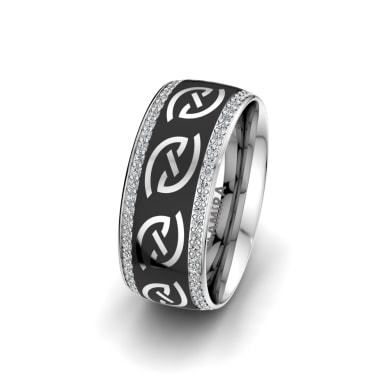 Women's Ring Gorgeous Desire 8 mm