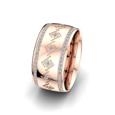 Women's Ring Shining Fortune 10 mm