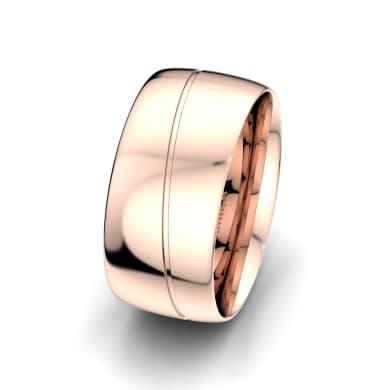 Men's Ring Amazing Flow 10 mm
