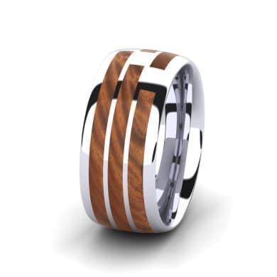 Men's Ring Confident Behaviour 10 mm