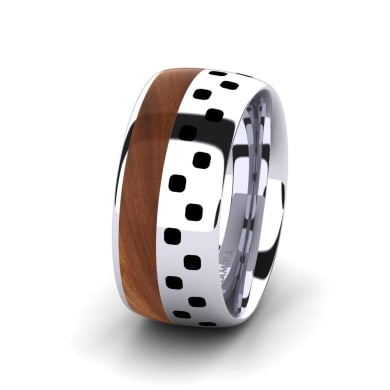 Men's Ring Confident Blaze 10 mm