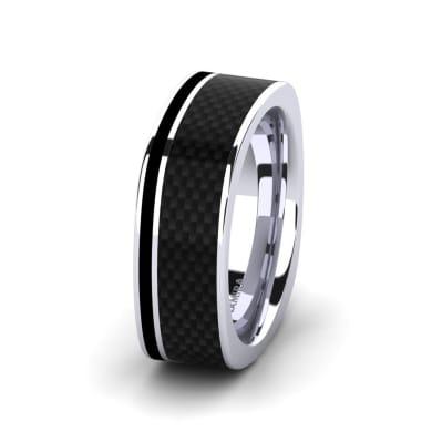 Men's Ring Confident Bliss 8 mm