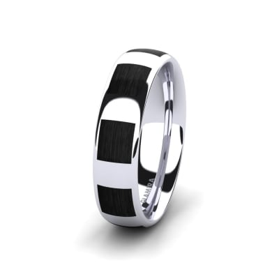 Men's Ring Confident Charm 6 mm