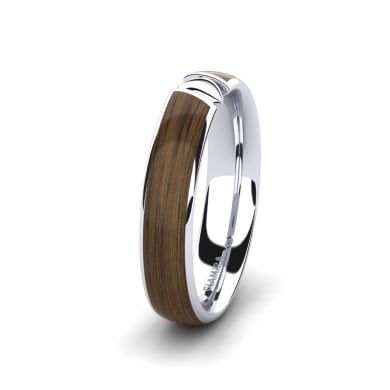 Men's Ring Confident Destiny 5 mm