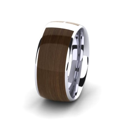 Men's Ring Confident Devotion 10 mm