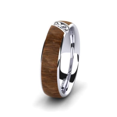 Men's Ring Confident Earth 6 mm