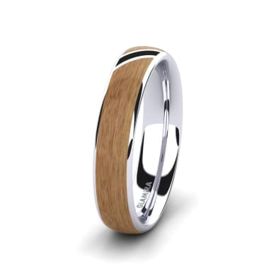 Men's Ring Confident Gift 5 mm