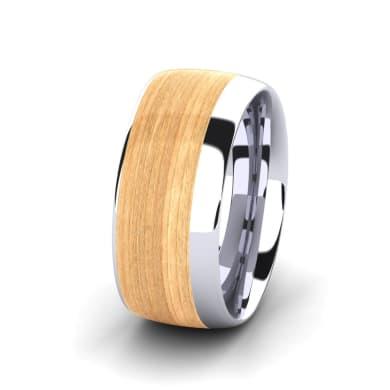 Men's Ring Confident Glow 10 mm