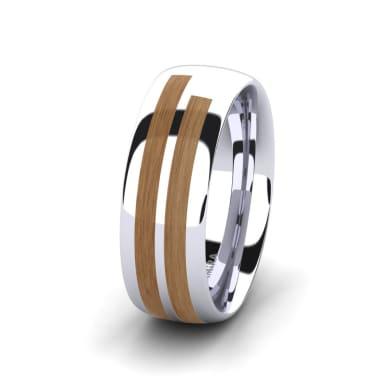 Men's Ring Confident Image 8 mm