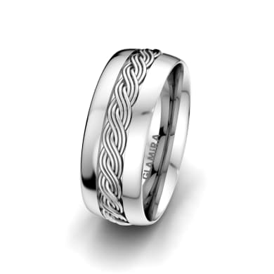 Men's Ring Magic Story 8 mm