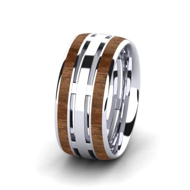 Men's Ring Confident Luxury 10 mm