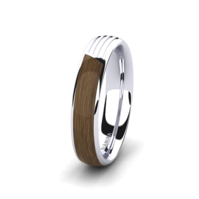 Men's Ring Confident Mirror 5 mm