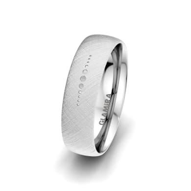 Men's Ring Magic Truth 6 mm