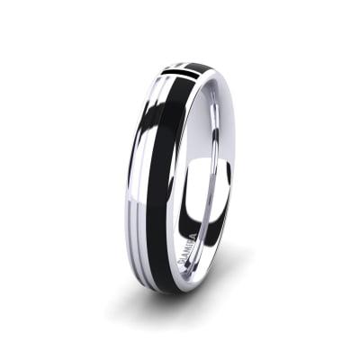 Men's Ring Confident Nature 5 mm