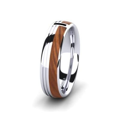 Men's Ring Confident Nature 6 mm