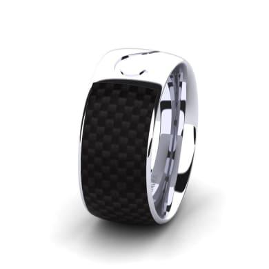 Men's Ring Confident Shine 10 mm