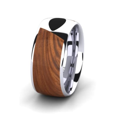 Men's Ring Confident Spirit 10 mm
