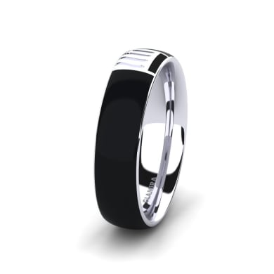 Men's Ring Confident Touch 6 mm