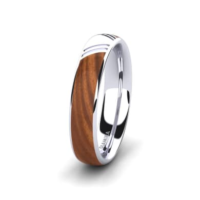Men's Ring Confident Wind 5 mm
