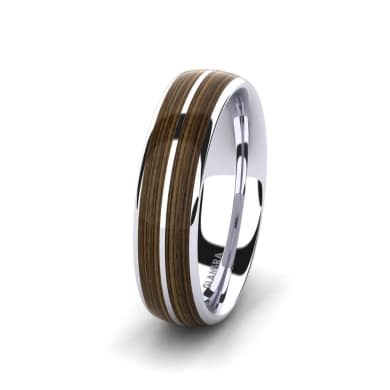 Men's Ring Confident Ease 6 mm