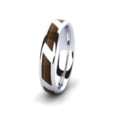Men's Ring Confident Life 5 mm