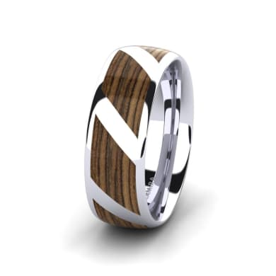 Men's Ring Confident Life 8 mm