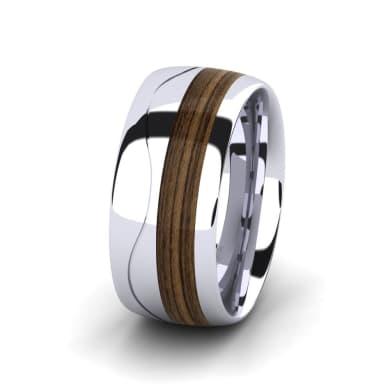 Men's Ring Confident Queen 10 mm